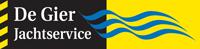 De Gier Jachtservice Mobiel Logo: